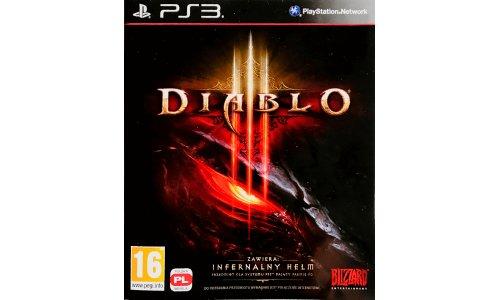 Diablo III Pl playstation 3