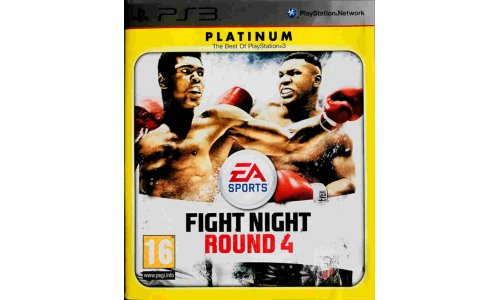 Fight Night 4 ps3