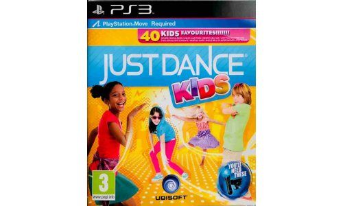 Just dance Kids ps3 playstation 3
