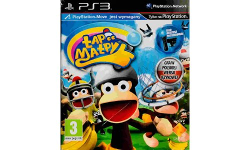 Lap Malpy move ps3 playstation 3