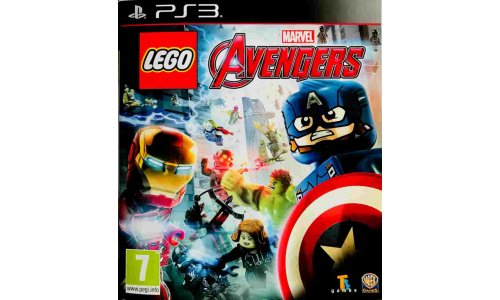 Lego Avengers ps3 Playstation 3