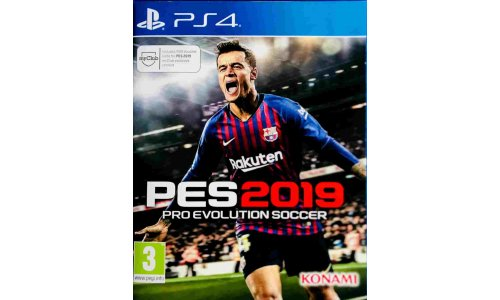 Pes 2019 Ps4 Playstation 4