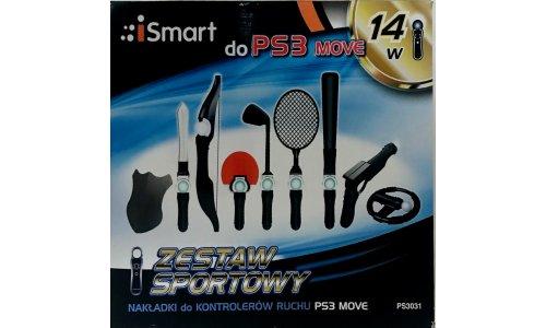 Ismart Ps3/ps4 MOVE Sport
