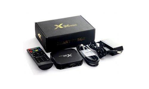 X96 Mini ANDROID SMART TV BOX PRZYSTAWKA