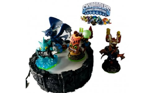 Skylanders Spyros Adventure GRA+PORTAL+Figurki ps3