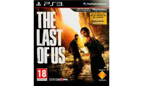 The last of us Ps3 Playstation 3 [ANG]