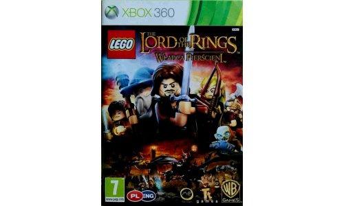 LEGO The Lord of the Rings: Władca Pierścieni ps3 playstation 3