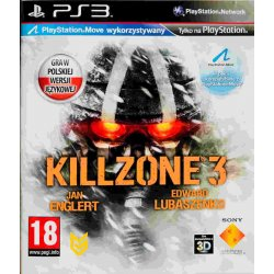 Killzone 3 ps3 playstation 3