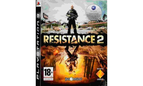 Ressistance 2 [PL] ps3 playstation 3