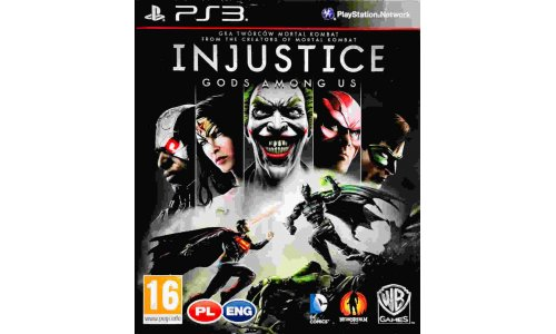 Injustice: Gods Among Us [PL]