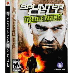 Tom Clancy's Splinter Cell: Double Agent ps3 playstation 3