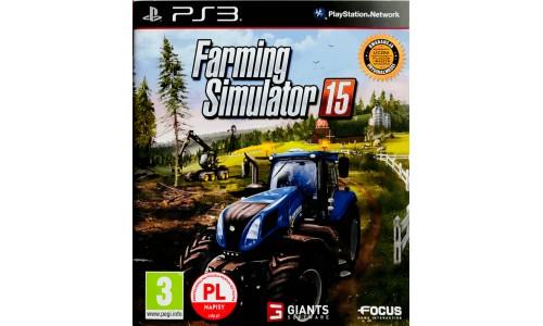 Farming Simulator 15 ps3 Playstation 3