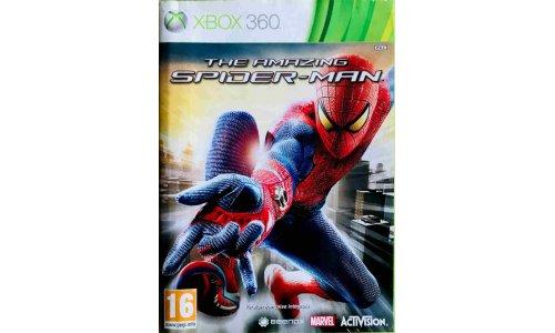 Niesamowity Spiderman Xbox 360