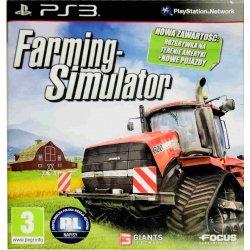 Farming Simulator ps3 Playstation 3