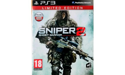 Sniper 2 ps3 playstation 3