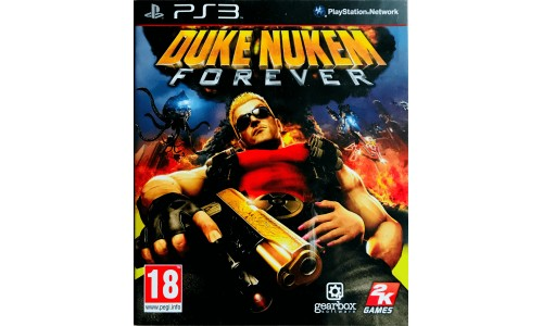 Duke Nuken ps3 playstation 3