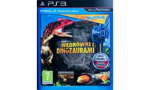Wonderbook Wędrówki z Dinozaurami PS3