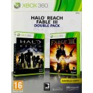 Halo Reach + Fable 3 Cz (Double Pack) Xbox 360