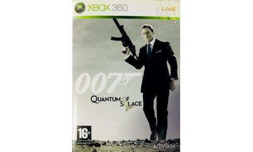 007 Quantum of Solace Xbox 360