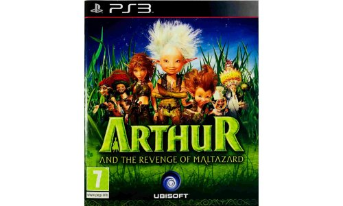 Arthur and the Revenge of Maltazard PS3