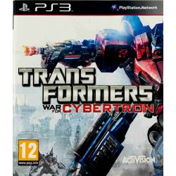 Transformers: Wojna o Cybertron ps3 playstation 3