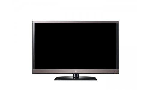 Telewizor LG LED 42 SMART/FULL-HD,100Hz,HDMI-3,USB,DVB-T 42LV570S uzywany tv tanio slaskie bielsko biala