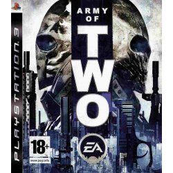 Army of Two PS3 playstation 3
