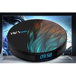 HK1 MAX 4/32 GB ANDROID 9 SMART TV BOX PRZYSTAWKA