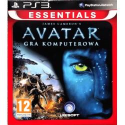 Avatar: Gra komputerowa ps3 playstation 3