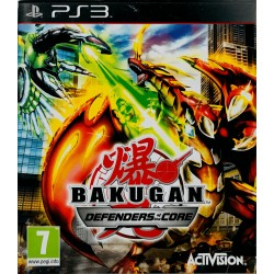 Bakugan Battle Brawlers: Defenders of the Core ps3 playstation 3
