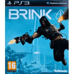Brink ps3 playstation 3