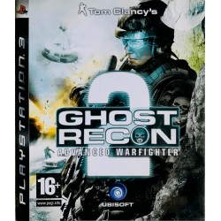 Tom Clancy's Ghost Recon: Advanced Warfighter 2 ps3 playstation 3