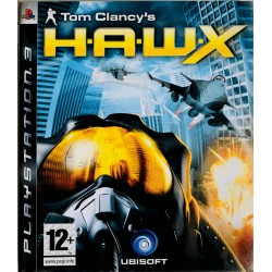 Tom Clancy's H.A.W.X. ps3 playstation 3