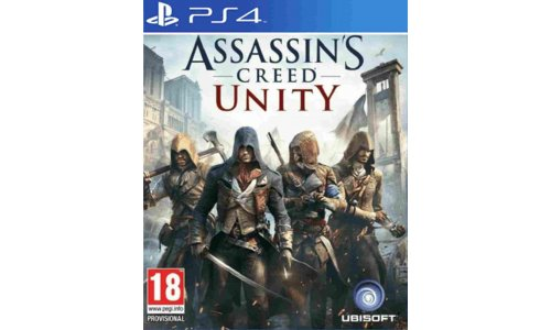 Assassin's Creed: Unity Ps4 playstation 4