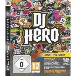 DJ HERO ps3 playstation 3