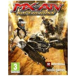 MX VS. ATV SUPERCROSS Playstation 3 ps3