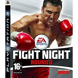 fight night round 3 ps3 playstation 3