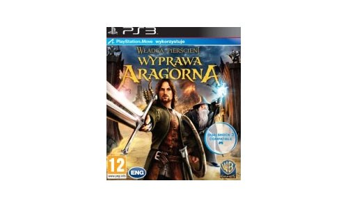 The lord of the rings aragon's quest ps3