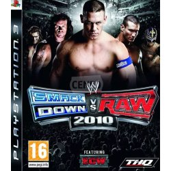 GRA PS3 SMACK DOWN VS RAW 2010 ps3