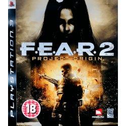 FEAR 2 PROJECT ORIGIN PS3