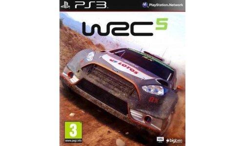 WRC 5 ps3