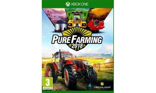 Pure Farming XBOX ONE NOWA FOLIA [PL]