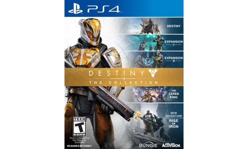 Destiny the collection ps4 playstation 4