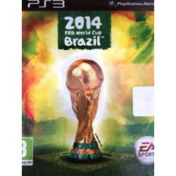 Fifa 2014 World Cup Brazil Playstation 3 ps3