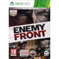 Enemy Front xbox