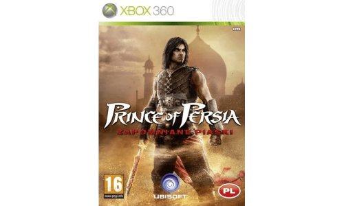 Prince of persia zapomniane piaski xbox 360