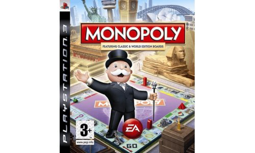 Monopoly ps3 playstation 3