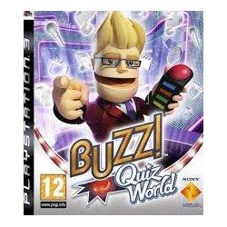 Buzz Quiz World ps3 playstation 3