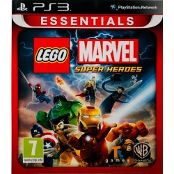 Lego marvel super heroes ps3 playstation 3