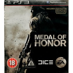Medal of Honor Warfighter limited edition ps3 playstation 3